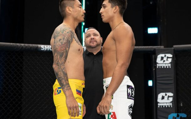 Image for Combate Global 19 Results