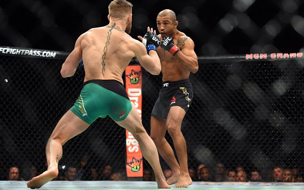 Image for MMA's What If: Jose Aldo Defeated Conor McGregor at UFC 194