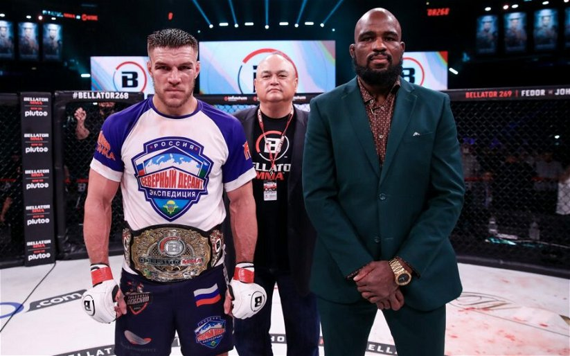 Image for Takeaways from Bellator 268