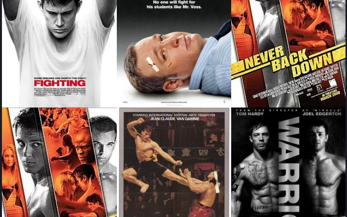 Image for Top 5 MMA Movies in History