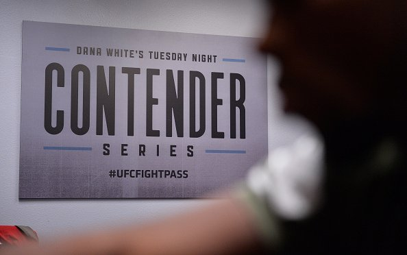 Image for Dana White's Contender Series 44 Results