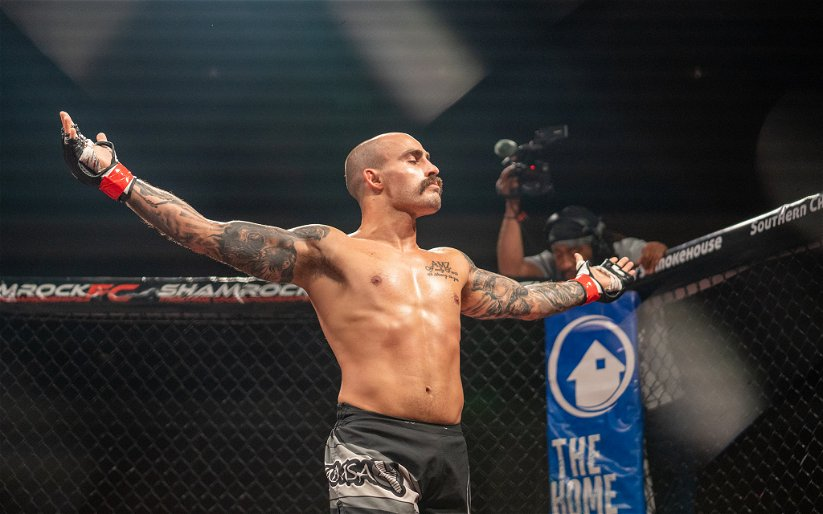 """Image for Shamrock FC 333's Erion Zekthi Predicts 1st Round KO of Justin King: """"I Want the 'Oh Sh–' Moment"""""""