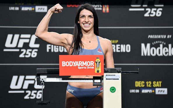 Image for Mackenzie Dern Faces Marina Rodriguez in Pivotal Strawweight bout