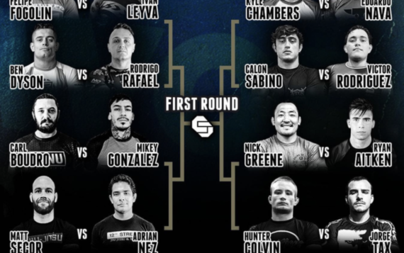 Image for Combat Jiu Jitsu Worlds 2021: The Middleweights Results