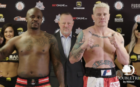 Image for BKFC Fight Night Montana Results
