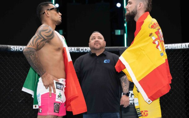 Image for Combate Global 22 Results