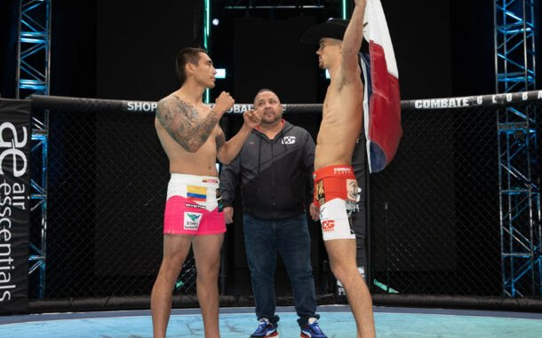 Image for Combate Global 23 Results