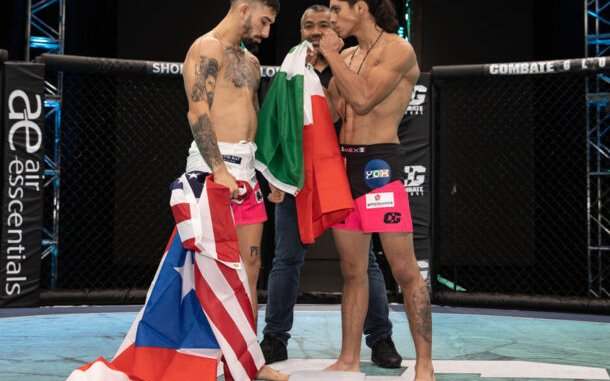 Image for Combate Global 24 Results