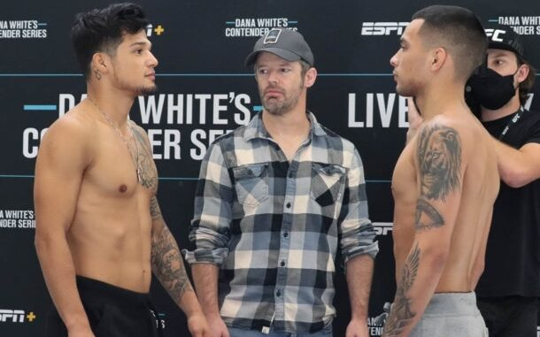 Image for Dana White's Contender Series 43 Results