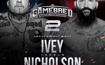 Image for Gamebred Fighting Championship 2 Results