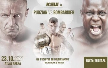 Image for KSW 64 Results