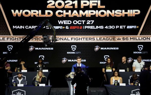 Image for PFL 2021 Championship Preview