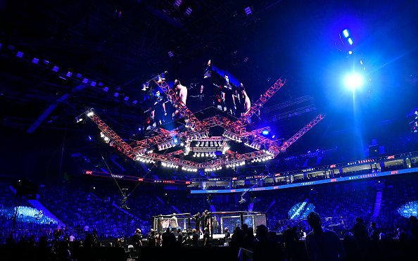Image for Is UFC 267 a Look Into the Future of MMA?